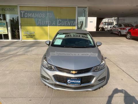 Chevrolet Cruze LS  usado (2018) color Plata Dorado precio $225,000