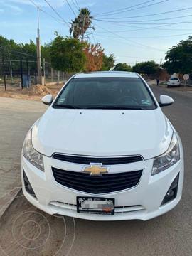 Chevrolet Cruze LT Piel Aut usado (2014) color Blanco precio $130,000
