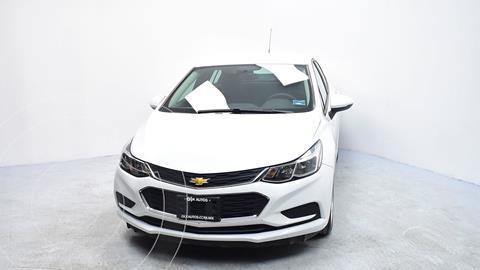 Chevrolet Cruze LS Aut usado (2017) color Blanco precio $208,000
