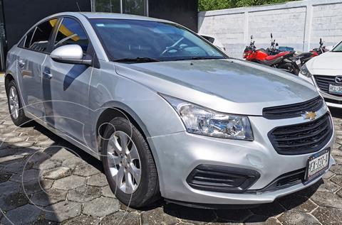 Chevrolet Cruze LS usado (2016) color Plata precio $170,000