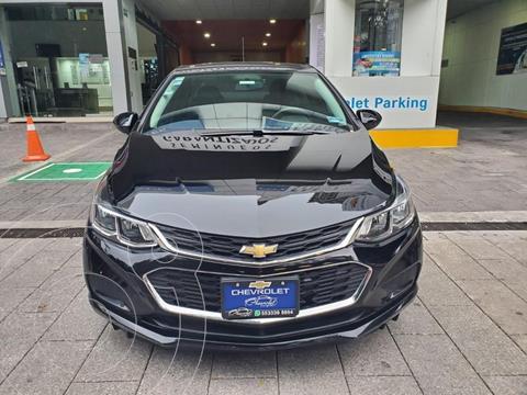 Chevrolet Cruze LS usado (2016) color Negro precio $195,000
