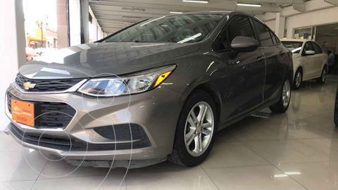 Chevrolet Cruze LS Aut usado (2018) color Cafe precio $245,000