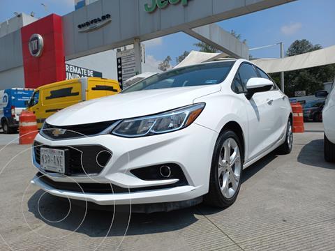 Chevrolet Cruze LT Aut usado (2017) color Blanco precio $253,000