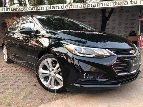 Chevrolet Cruze Premier Aut usado (2020) color Negro precio $240,000