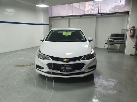 Chevrolet Cruze LS Aut usado (2017) color Blanco precio $220,000