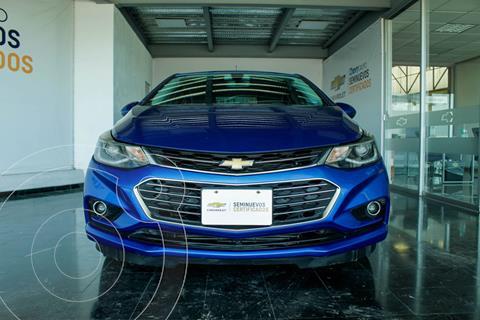 Chevrolet Cruze Premier Aut usado (2018) color Azul precio $265,000