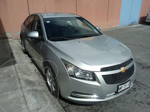 Chevrolet Cruze LS Aut usado (2012) color Plata precio $117,000