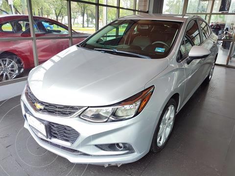 Chevrolet Cruze LT Aut usado (2018) color Plata Brillante precio $247,000