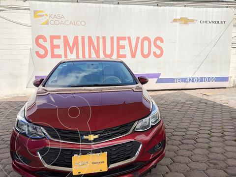 Chevrolet Cruze LS Aut usado (2017) color Rojo precio $240,000
