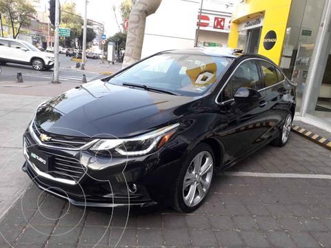 Chevrolet Cruze Premier Aut usado (2018) color Negro precio $289,000