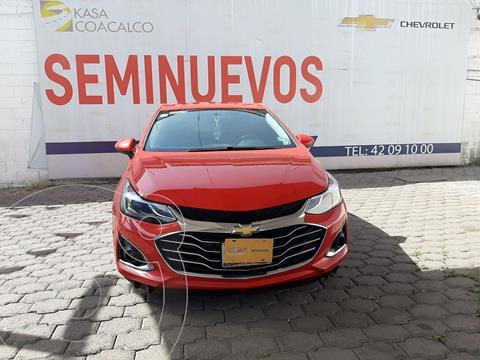 Chevrolet Cruze Premier Aut usado (2019) color Rojo precio $295,000