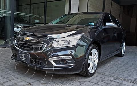 Chevrolet Cruze LT Piel Aut usado (2016) color Negro precio $189,000