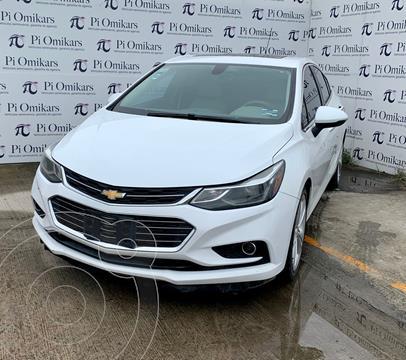 Chevrolet Cruze Premier Aut usado (2017) color Blanco precio $255,000
