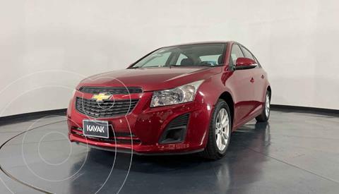 foto Chevrolet Cruze LS Aut usado (2014) color Rojo precio $142,999