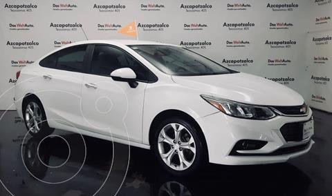 Chevrolet Cruze LT Aut usado (2017) color Blanco precio $229,990