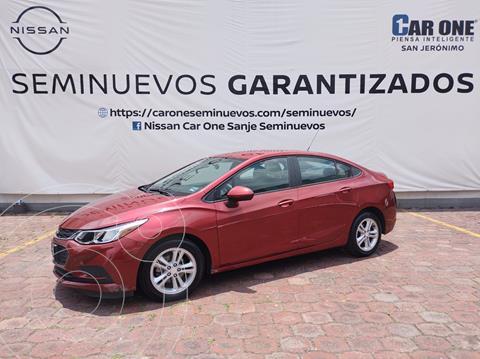 Chevrolet Cruze LS usado (2017) color Rojo precio $200,000