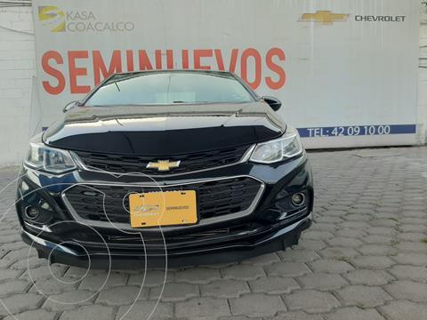 Chevrolet Cruze LT Aut usado (2017) color Negro precio $250,000