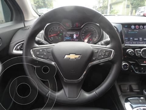 Chevrolet Cruze Premier Aut usado (2016) color Negro precio $110,000
