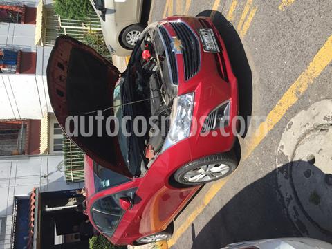 Chevrolet Cruze LT Aut usado (2013) color Rojo precio $85,000