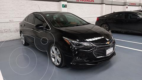 Chevrolet Cruze Premier Aut usado (2017) color Negro precio $277,000