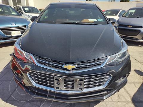 Chevrolet Cruze Premier Aut usado (2017) color Negro precio $260,000