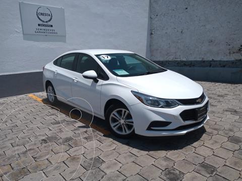 Chevrolet Cruze LS Aut usado (2017) color Blanco precio $204,900