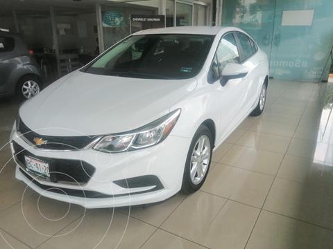 Chevrolet Cruze LS usado (2017) color Blanco precio $209,000