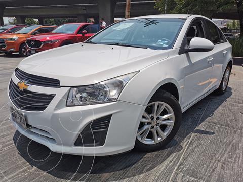 Chevrolet Cruze LS  usado (2013) color Blanco Galaxia precio $110,000
