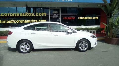 Chevrolet Cruze LS Aut usado (2017) color Blanco precio $209,900