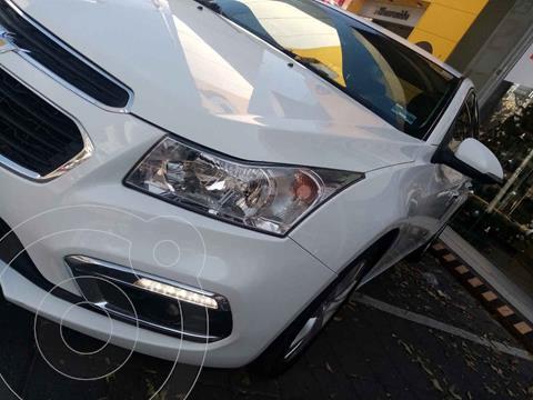 Chevrolet Cruze LT  usado (2016) color Blanco precio $175,000