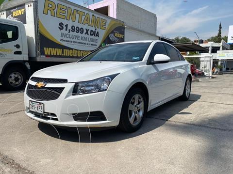 Chevrolet Cruze LS Aut usado (2011) color Blanco precio $115,000