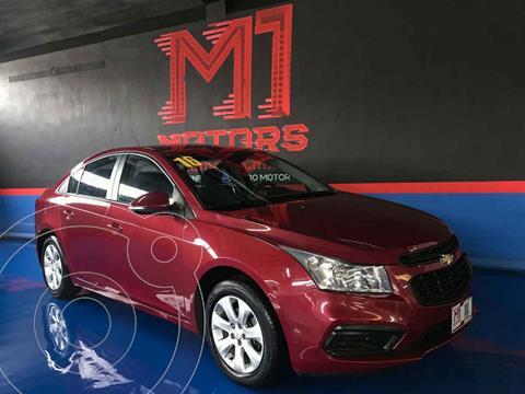 Chevrolet Cruze LS Aut usado (2016) color Rojo precio $159,900