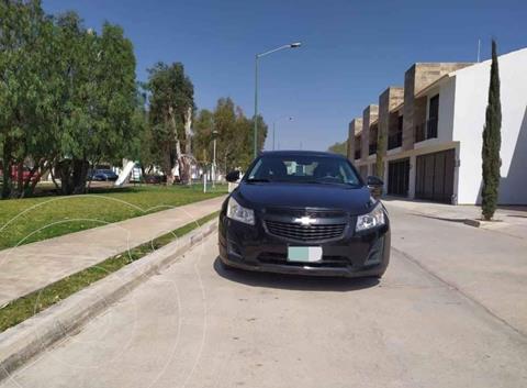 Chevrolet Cruze Paq A usado (2013) color Carbon precio $115,000