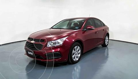 Chevrolet Cruze LT Aut usado (2016) color Rojo precio $172,999