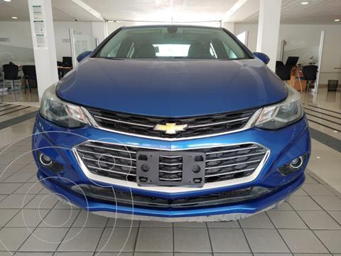 Chevrolet Cruze Premier Aut usado (2017) color Azul precio $259,900