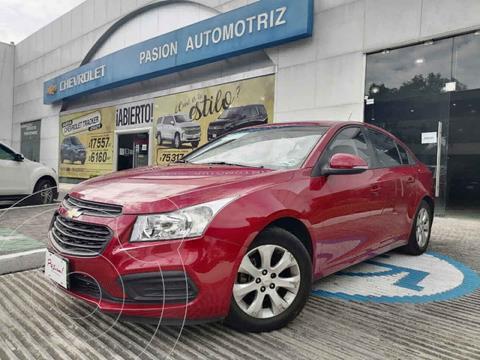 Chevrolet Cruze LS Aut usado (2016) color Rojo precio $159,000