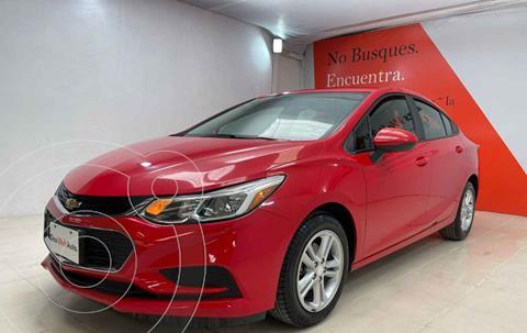 Chevrolet Cruze LS Aut usado (2017) color Rojo precio $227,000