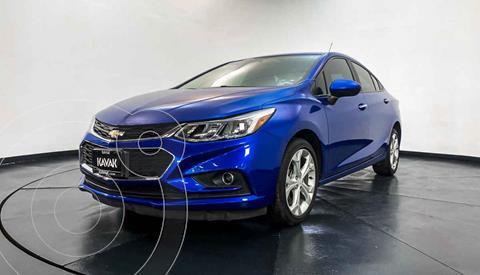 Chevrolet Cruze LT Aut usado (2017) color Azul precio $224,999