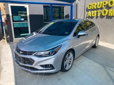 Chevrolet Cruze Premier Aut usado (2018) color Plata Dorado precio $259,000