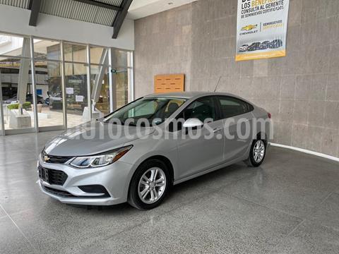 Chevrolet Cruze LS Aut usado (2018) color Plata precio $249,000