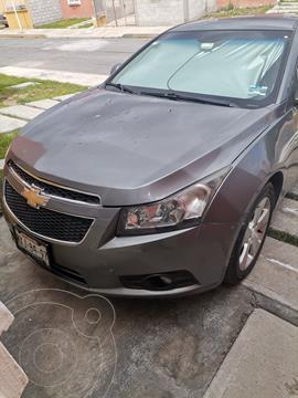 Chevrolet Cruze LT Aut usado (2012) color Gris Oscuro precio $90,000