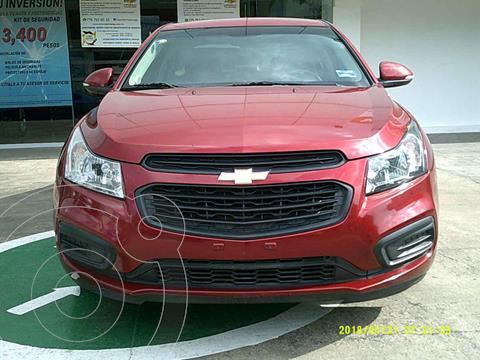 Chevrolet Cruze LS Aut usado (2015) color Rojo precio $155,000