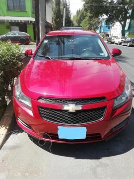 Chevrolet Cruze Paq M usado (2012) color Rojo precio $109,000