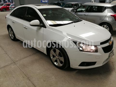 Chevrolet Cruze Paq F usado (2012) color Blanco Galaxia precio $120,000