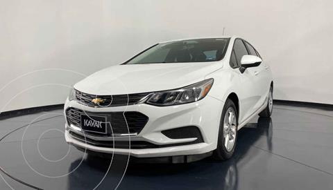 Chevrolet Cruze LS  usado (2017) color Blanco precio $209,999