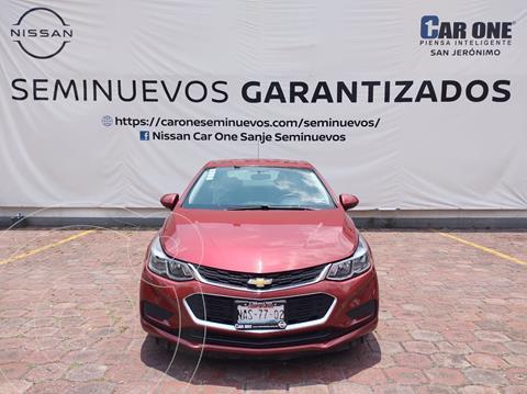 Chevrolet Cruze LS usado (2017) color Rojo Metalizado precio $209,000