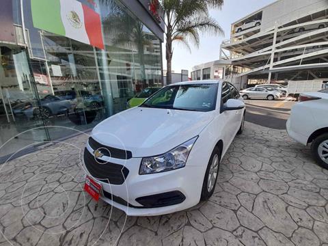 Chevrolet Cruze LS  usado (2016) color Blanco precio $195,000