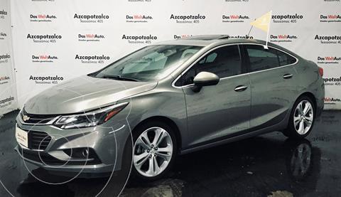 Chevrolet Cruze Premier Aut usado (2018) color Gris precio $289,990