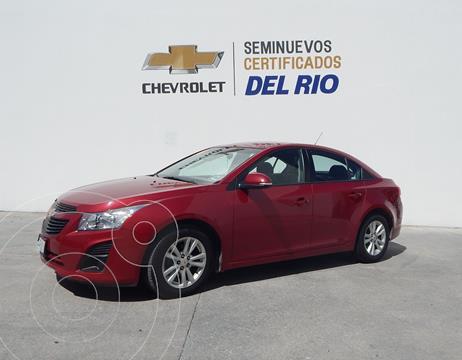 Chevrolet Cruze LT Aut usado (2014) color Rojo precio $150,000
