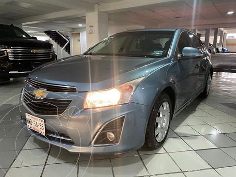 Chevrolet Cruze LS Aut usado (2014) color Azul Acero precio $140,000